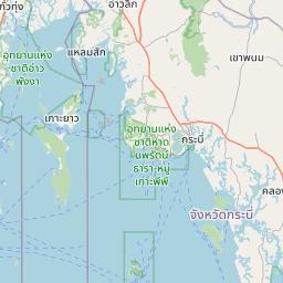 Karta Thailand Patong.Vader Patong Beach Vackertvader Se